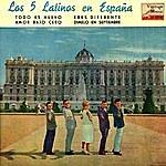 Los Cinco Latinos Vintage Pop No. 190 - Ep: Amor Bajo Cero