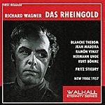 Metropolitan Opera Orchestra Richard Wagner : Das Rheingold (New York 1957)