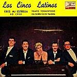 Los Cinco Latinos Vintage Pop No. 187 - Ep: Cu-Cu-Rru-Cu-Cu Paloma