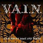 Vain You Never Met My Fears