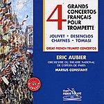 Orchestre Du Théâtre National De L'Opéra De Paris Quatre Grands Concertos Francais Pour Trompette