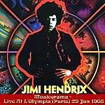 Jimi Hendrix Musicorama - Live At L'olympia (Paris) 29 Jan 1968