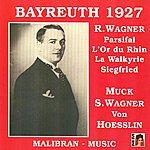 Bayreuth Festival Orchestra Bayreuth 1927