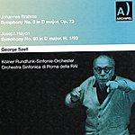 Kölner Rundfunk-Sinfonie-Orchester Johannes Brahms : Symphony No. 2 In D Major, Op. 73 - Joseph Haydn : Symphony No. 93 In D Major, H 1/93