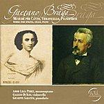 Gaetano Braga Works For Singing, Cello, Piano