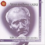 Arturo Toscanini Symphonies Nos. 1, 2, 3 & 4