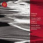 Charles Munch Debussy La Mer; Prélude À L'après-MIDI D'un Faun: Classic Library Series