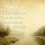Peter Kater Variations On Erik Satie's – Gymnopedie No. 1 - Single