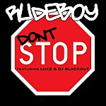 Rudeboy Don't Stop Featuring Luke & Dj Blackout - Single