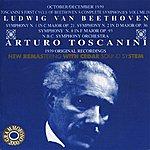 Arturo Toscanini Beethoven: Symphonies Nos. 1, 2 & 8