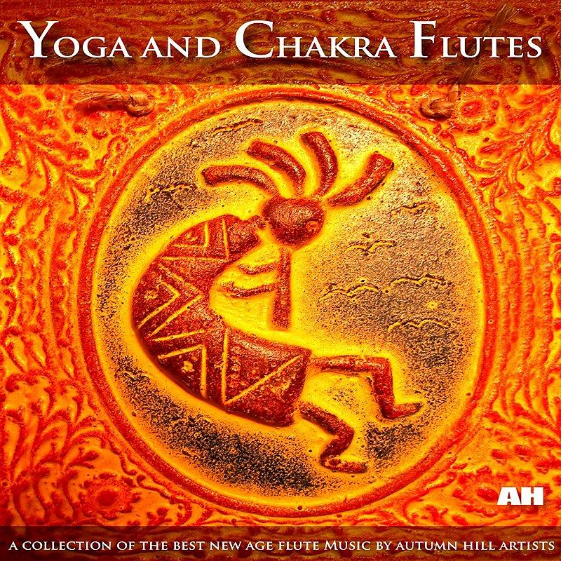 Cover Art: Yoga And Chakra Flutes