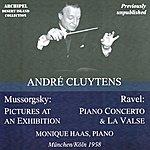 Kölner Rundfunk-Sinfonie-Orchester Modest Mussorgsky: Pictures At An Exhibition - Maurice Ravel: Piano Concerto & La Valse (München-Köln 1958)