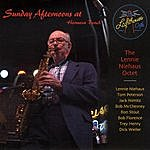 The Lennie Niehaus Octet Sunday Afternoons At The Lighthouse Cafe