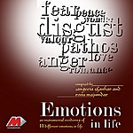 Ronu Majumdar Emotions In Life - An Instrumental Redering Of 11 Different Emotions In Life