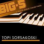 Topi Sorsakoski Big-5: Topi Sorsakoski