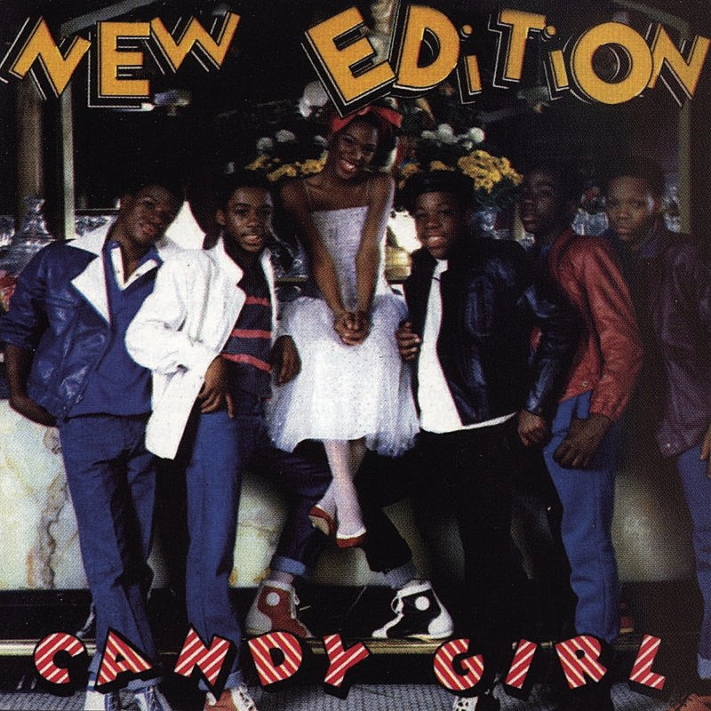 Cover Art: Candy Girl