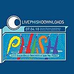 Phish Live Phish: 7/4/10 Verizon Wireless At Encore Park, Alpharetta, GA