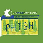 Phish Live Phish: 6/27/10 Merriweather Post Pavilion, Columbia, MD