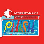 Phish Live Phish: 7/3/10 Verizon Wireless At Encore Park, Alpharetta, GA