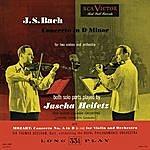 Jascha Heifetz Bach: Concerto For Two Violins, Bwv 1043 In D Minor; Mozart: Violin Concerto No. 4, K. 218, In D