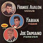 Frankie Avalon Rarity Music Pop, Vol. 24 (Peter De Angelis Presents Frankie Avalon Fabian, Joe Damiano)