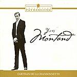 Yves Montand L'artisan De La Chansonnette