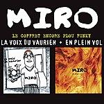 Miro Le Coffret Encore Plou Funky : La Voix Du Vaurien - En Plein Vol - Kdo Bonus