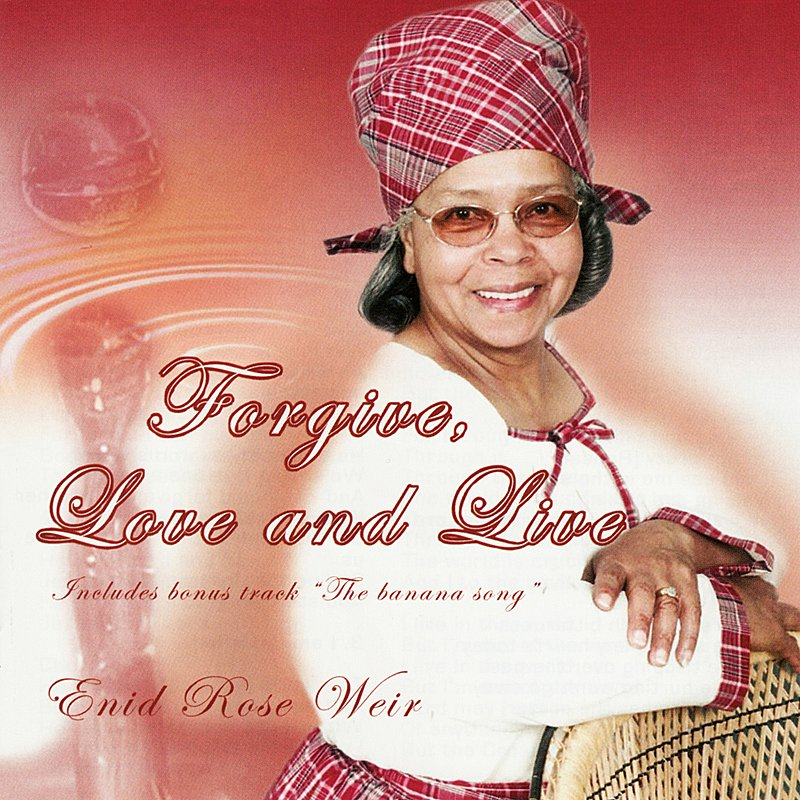 Cover Art: Forgive, Love And Live