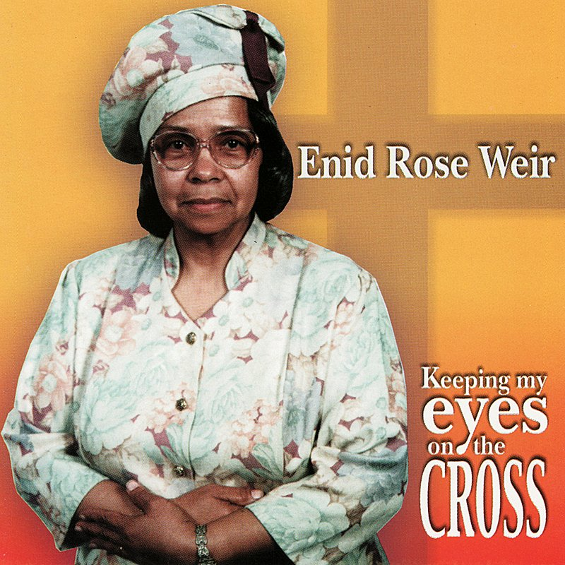 Cover Art: Keeping My Eyes On The Cross
