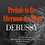 Orchestre Des Concerts Lamoureux Debussy: Prelude To The Afternoon Of A Faun