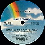 Stephanie Mills Something In The Way / Love Hasn't Been Easy On Me (Remixes)