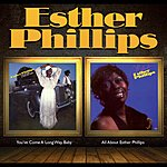 Esther Phillips You've Come A Long Way Baby + All About Esther (2 Albums On 1)