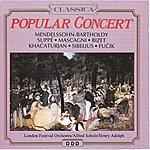 London Festival Orchestra Popular Concert