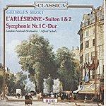 London Festival Orchestra Bizet : L'arlésienne, Suites No. 1, No. 2 - Sinfonia No. 1