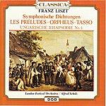 London Festival Orchestra Liszt : 4 Poemi Sinfonici