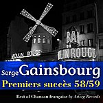 Serge Gainsbourg Gainsbourg, Premiers Succès 58-59
