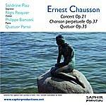 Régis Pasquier Concert Op.21, Chanson Perpétuelle Op.37, Quatuor Op.35