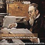 André Cluytens Rimsky-Korsakov: Capriccio Espagnol, The Tale Of Tsar Saltan & May Night