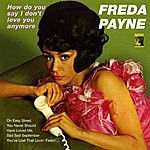 Freda Payne How Do You Say I Don't Love You Anymore