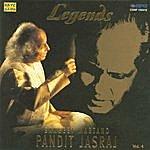 Pandit Jasraj Legends - Sangeet Martand Pandit Jasraj Vol-4