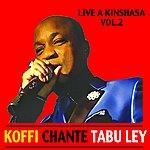 Koffi Olomide Koffi Olomide Chante Tabu Ley Rochereau: Live A Kinshasa Vol.2