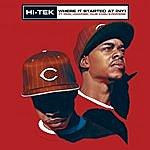 "Hi-Tek Where It Started At (Ny) (Feat. Talib Kweli, Jadakiss, Papoose & Dion) (12"")"