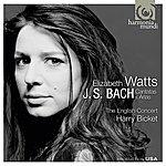 The English Concert Bach: Cantatas And Arias