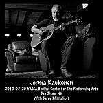 Jorma Kaukonen 2010-03-20 Ymca Boulton Center For The Performing Arts, Bay Shore, Ny
