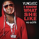Yung Joc I Know What She Like