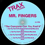Mr. Fingers The Complete 'can You Feel It'