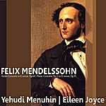 Eileen Joyce Mendelssohn: Violin Concerto In E Minor, Piano Concerto No. 1 In G Minor