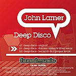 John Larner Deep Disco