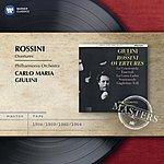 Carlo Maria Giulini Rossini: Overtures