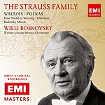 Willi Boskovsky The Strauss Family: Waltzes & Polkas